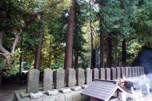 飯盛山 (白虎隊十九士の墓)