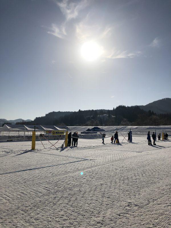 今年も参戦!只見スノースポーツフェスティバル!!