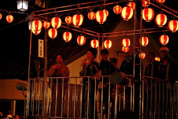 芦ノ牧温泉盆踊り大会