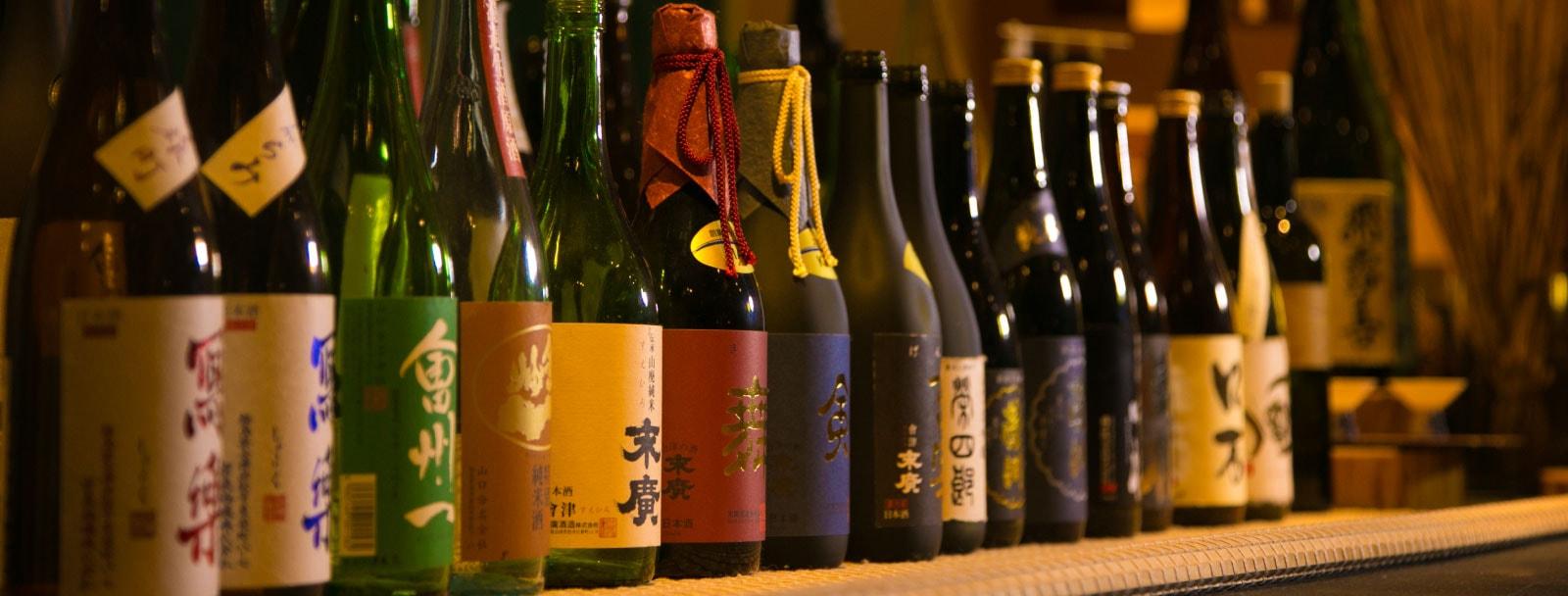 利き酒師が厳選した会津の地酒