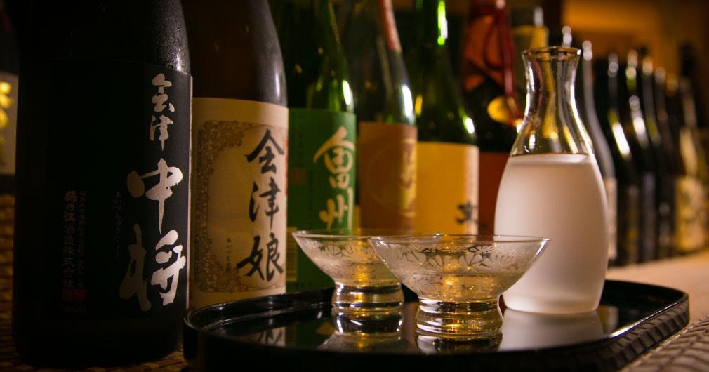 利酒師が厳選した本当に美味しい日本酒を取り揃え