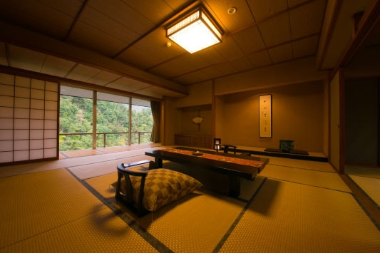 貴賓室 和室
